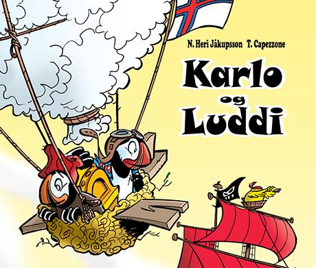 Karlo Luddi - Freelance tegner