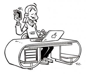 Gear - Freelance tegner