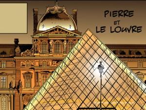 Pierre Louvre - Freelance tegner